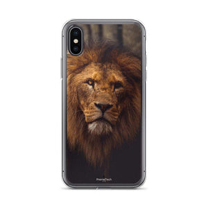 PremeTech iPhone X/XS Regal Lion iPhone Case