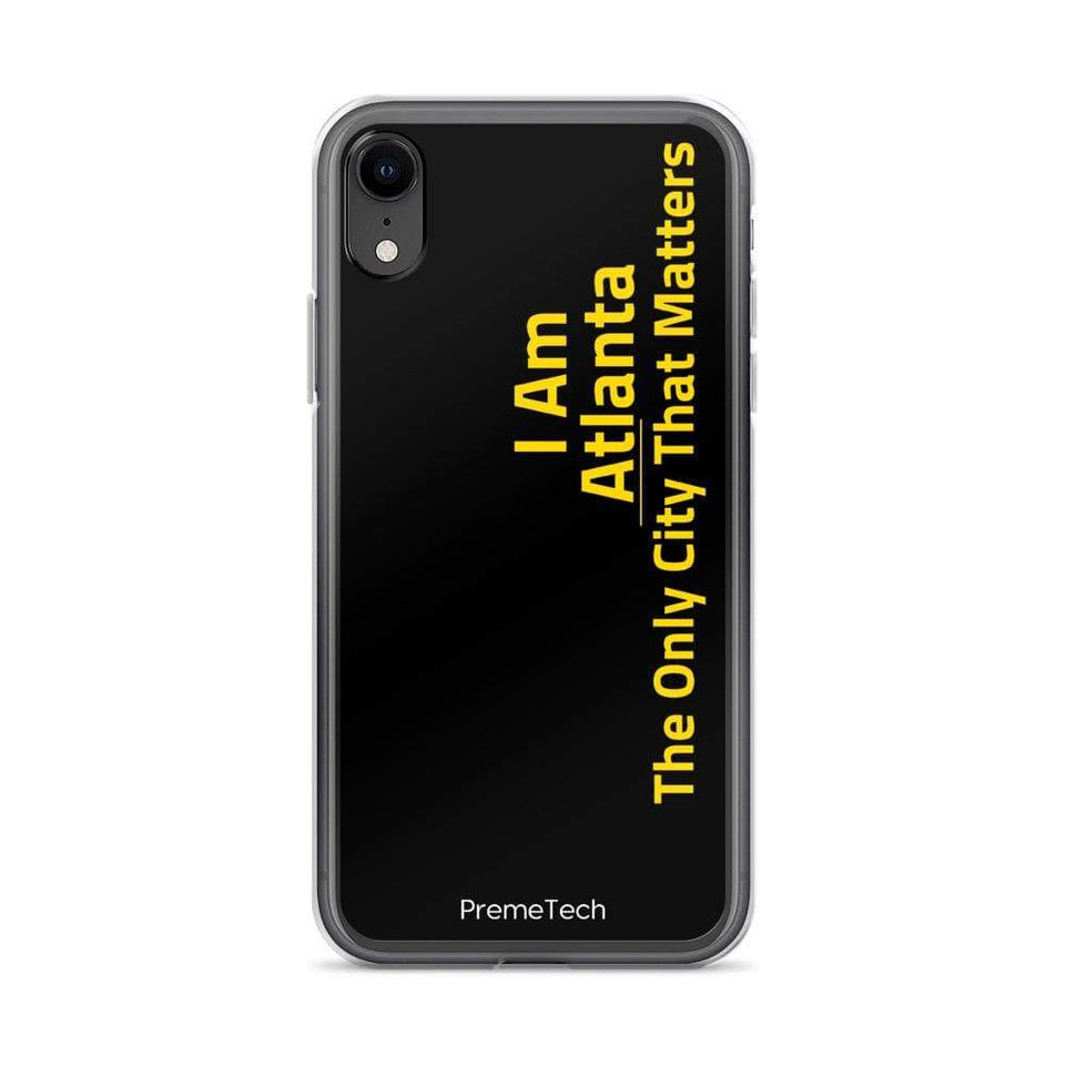 PremeTech iPhone XR Atlanta iPhone Case
