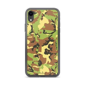 PremeTech iPhone XR Camo iPhone Case