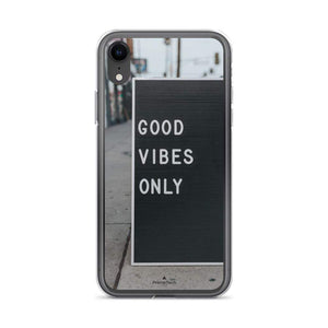 PremeTech iPhone XR Good Vibes iPhone Case
