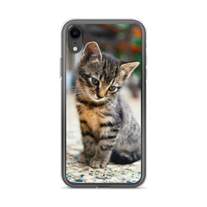 PremeTech iPhone XR Kitten iPhone Case