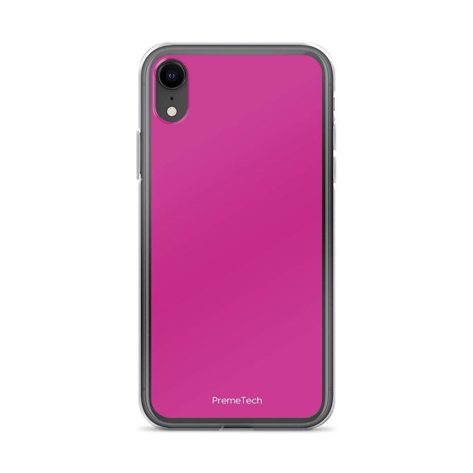 PremeTech iPhone XR Pink iPhone Case