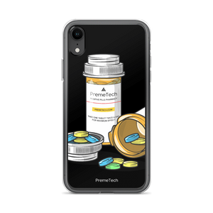 PremeTech iPhone XR Positive Pills iPhone Case