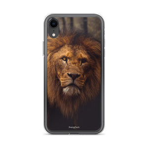 PremeTech iPhone XR Regal Lion iPhone Case