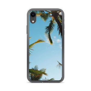 PremeTech iPhone XR Sunshine and Palm Trees iPhone Case