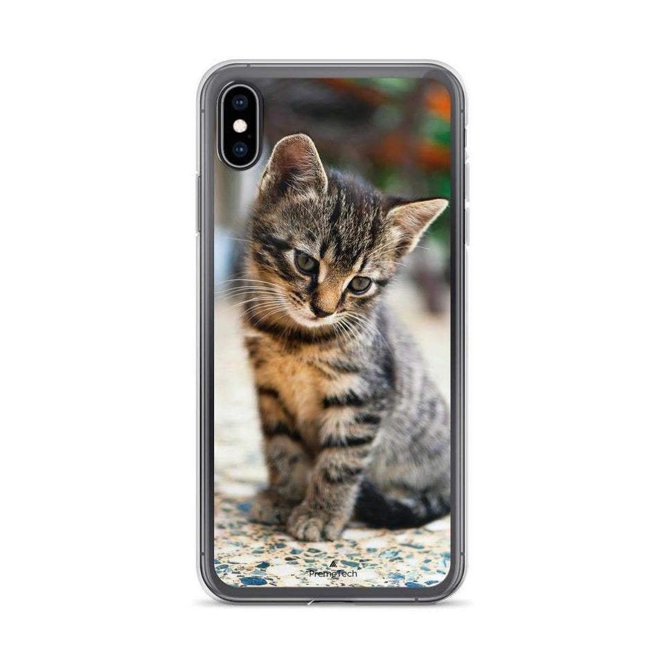 PremeTech iPhone XS Max Kitten iPhone Case