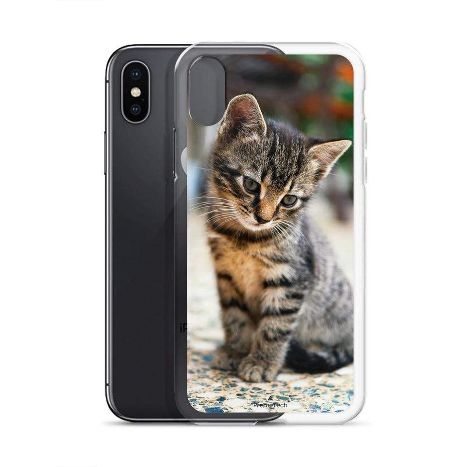 PremeTech Kitten iPhone Case