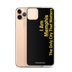 PremeTech Memphis iPhone Case