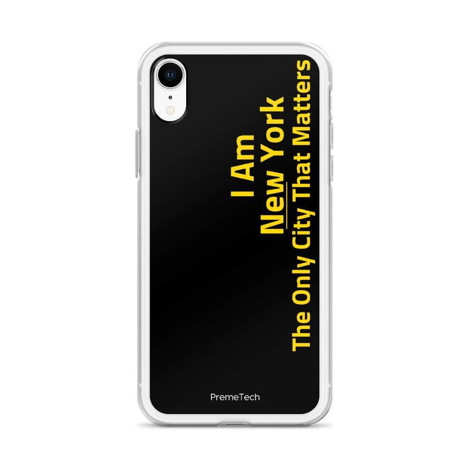 PremeTech New York iPhone Case