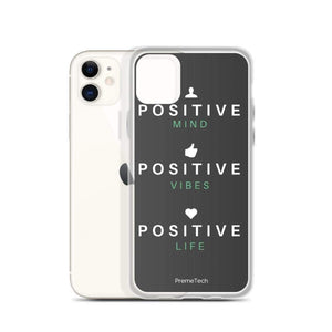 PremeTech Positive iPhone Case