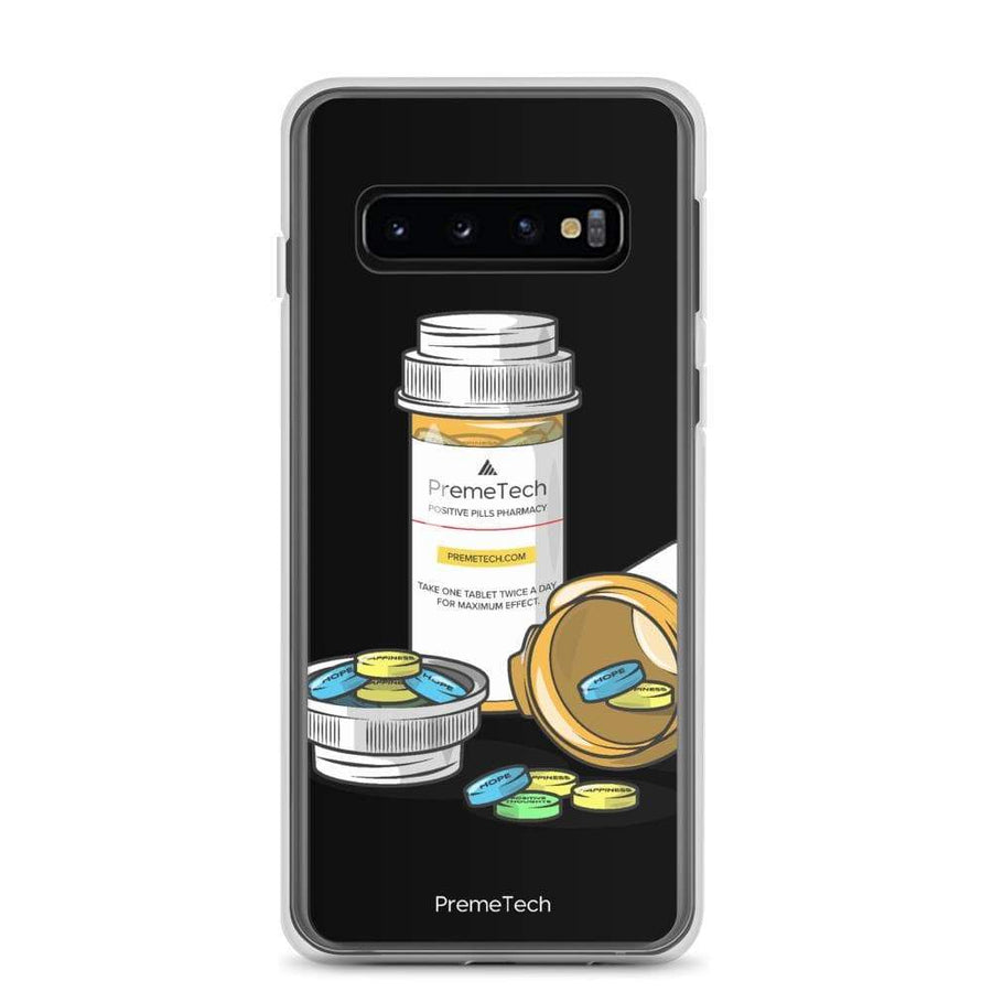 PremeTech Positive Pills Samsung Case
