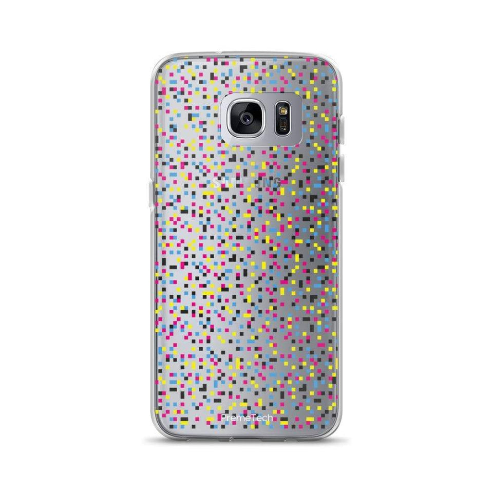 PremeTech Samsung Galaxy S7 Edge Spray Samsung Case