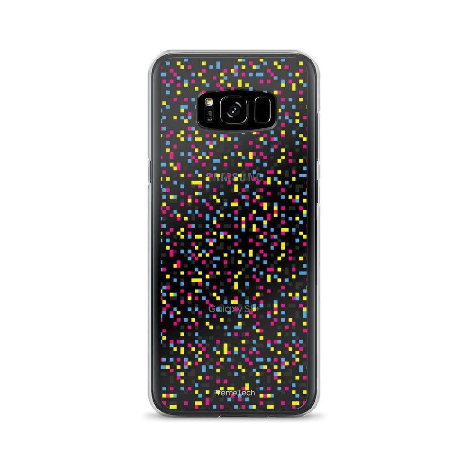PremeTech Samsung Galaxy S8+ Spray Samsung Case