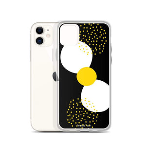 PremeTech White Sun iPhone Case
