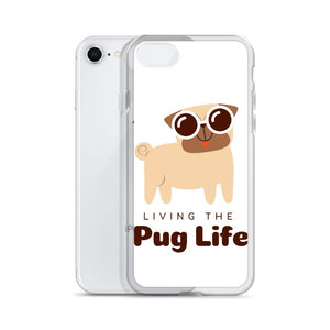 Pug Life iPhone Case