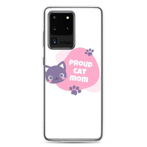 Samsung Galaxy S20 Ultra Cat Mom Samsung Case