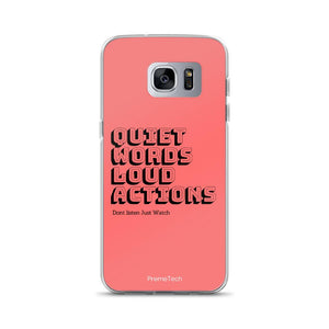 Samsung Galaxy S7 Edge Actions Samsung Case