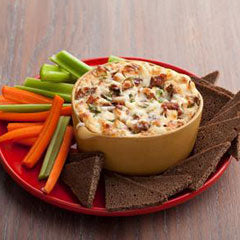 Swiss and bacon dip recipe