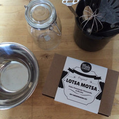 Lotsa Motsa Kit - Makes 30 Batches of Fresh Mozzarella and Ricotta