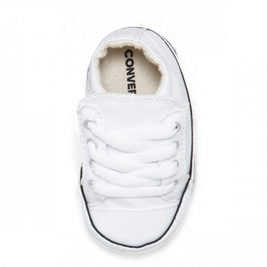 white baby converse shoes
