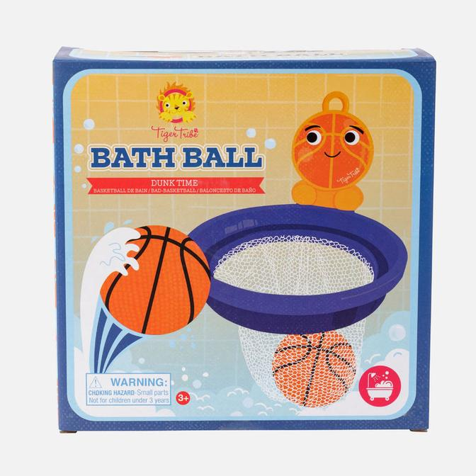 tiger tribe bath ball dunk time set