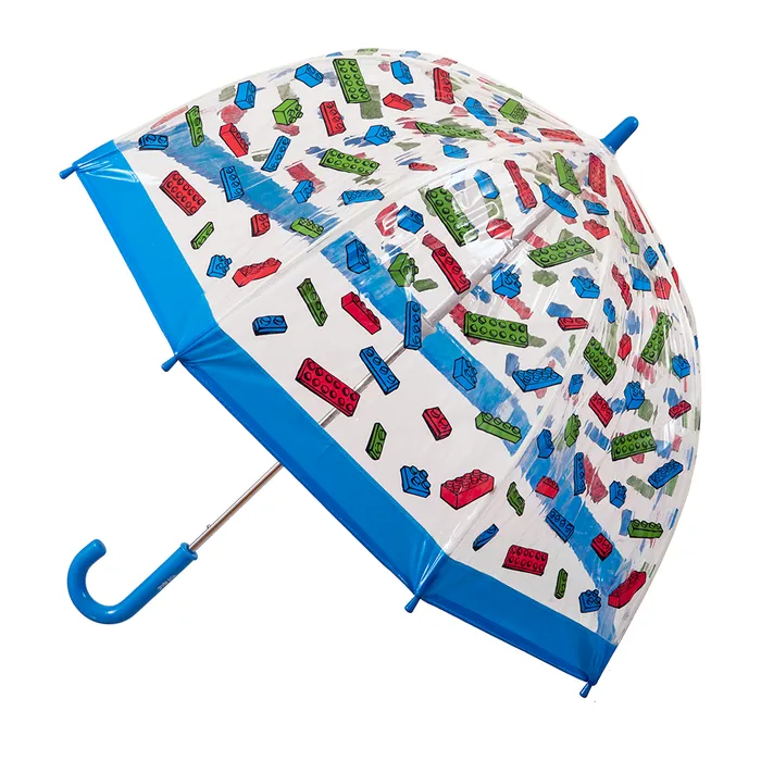 child umbrella building blocks