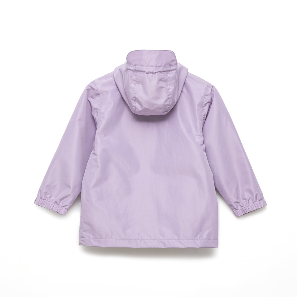 crywolf magic jacket in lilac pop