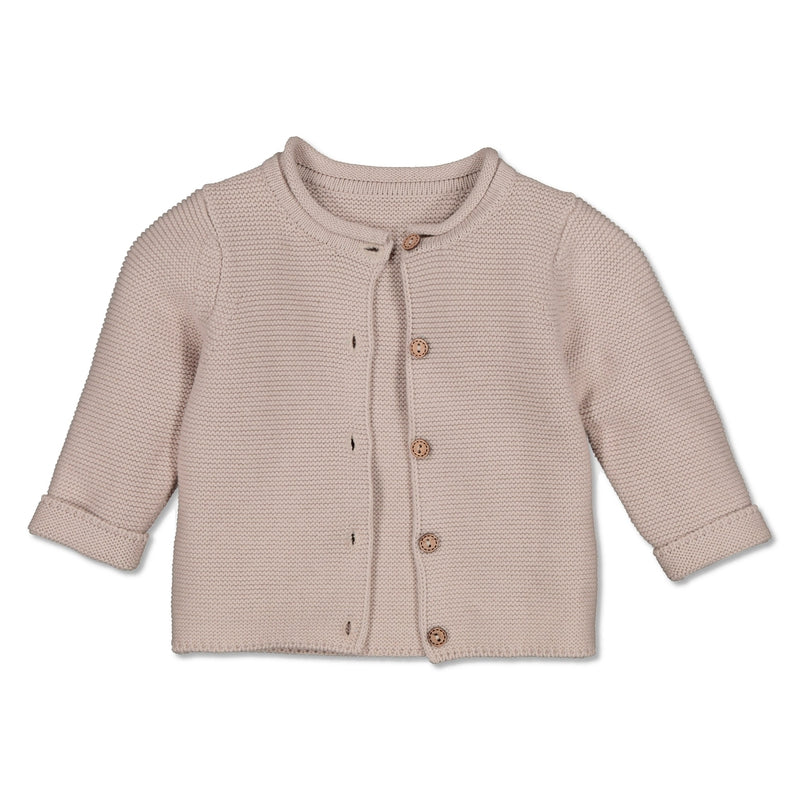 burrow & be charlie kit cardigan in oatmeal