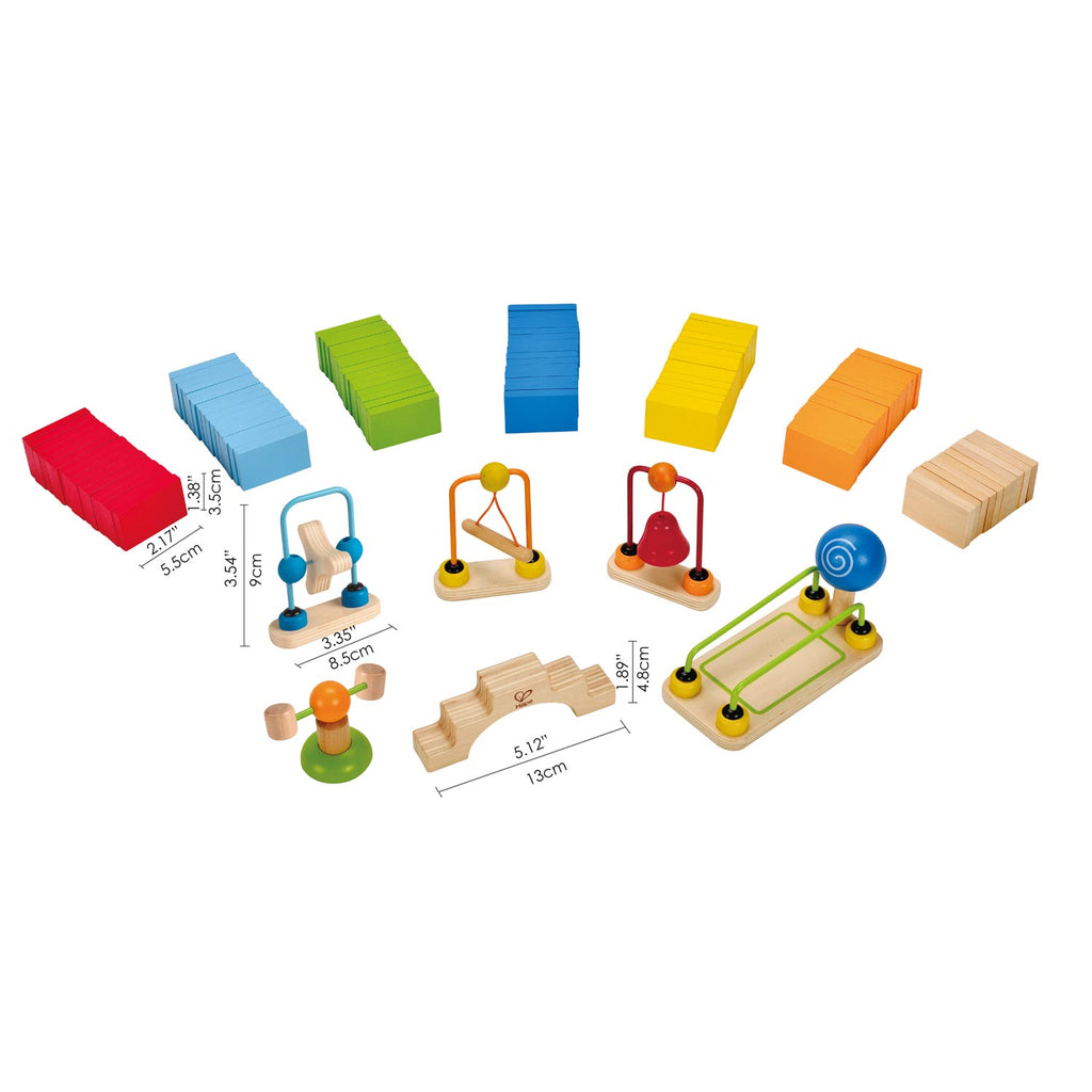 hape dominoes set