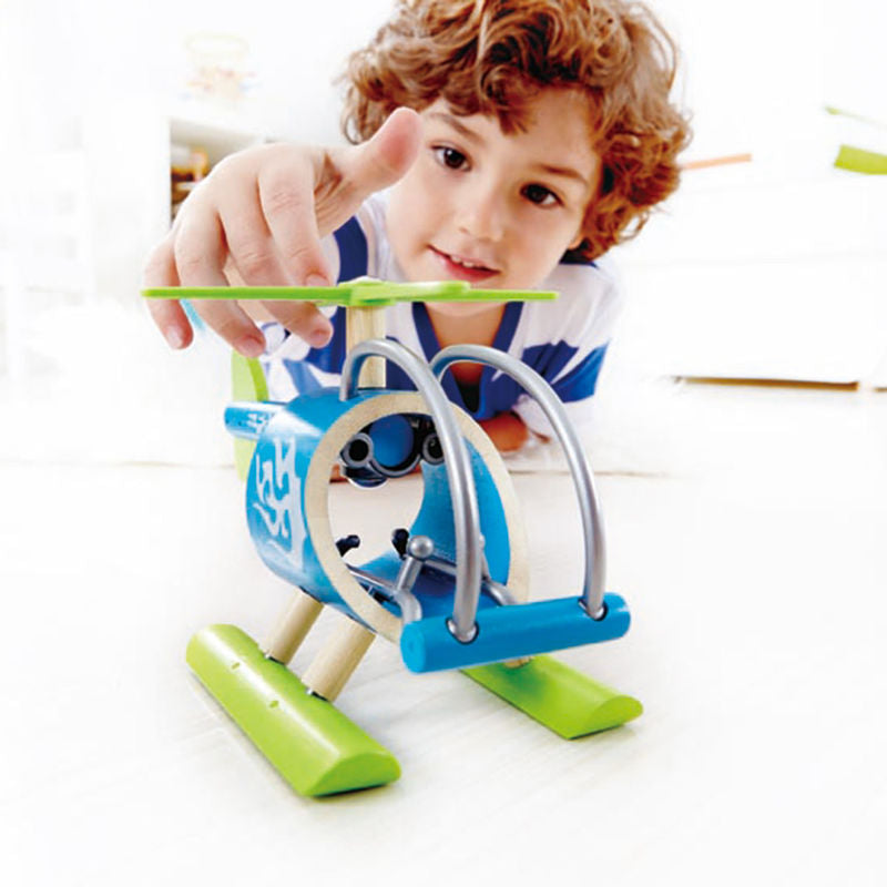 hape e copter - bamboo helicopter