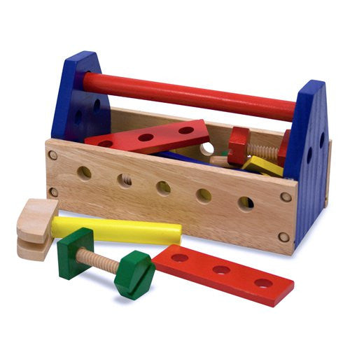 M&D Take Along Wooden Tool Kit