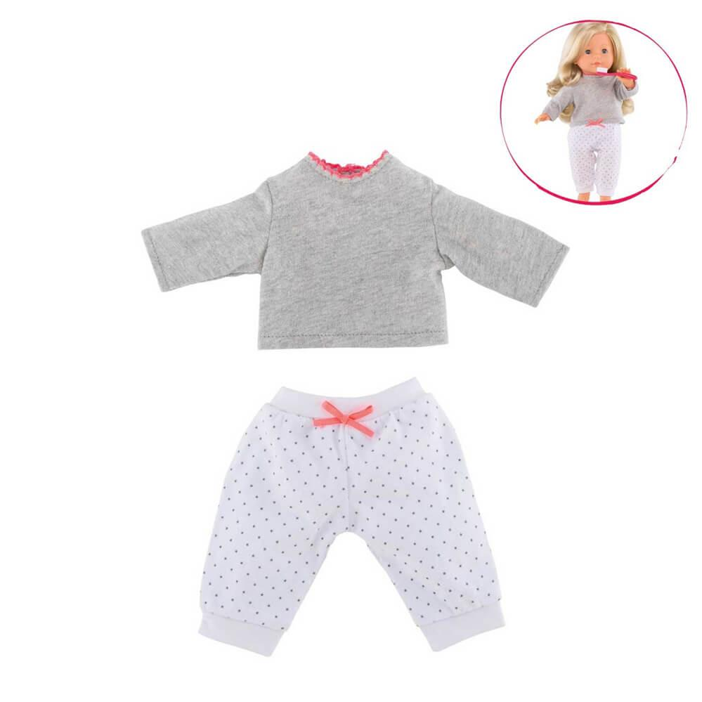 ma corolle dress up doll pyjama set