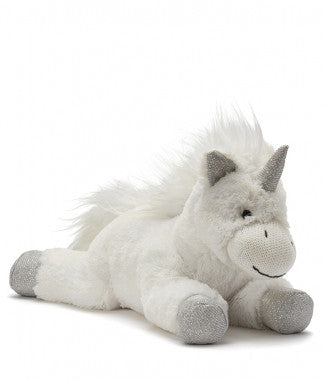 sprinkles the white unicorn from Nana Huchy