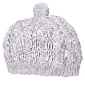 toshi organic cotton dove grey beanie