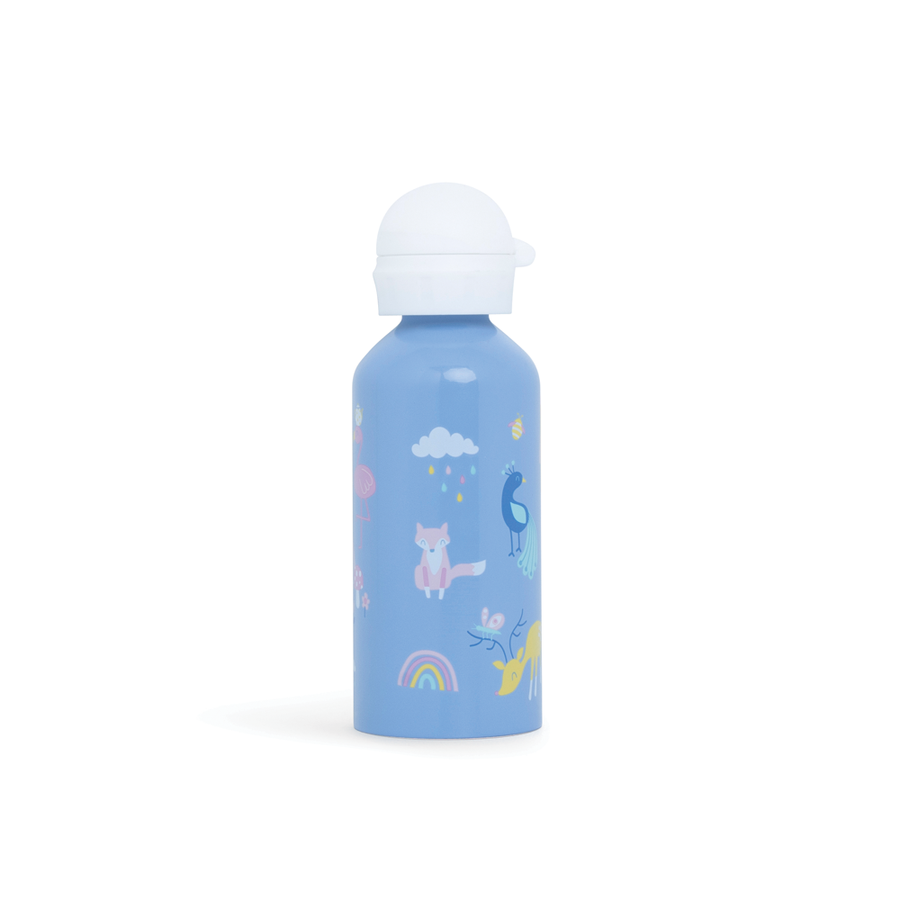 penny scallan drink bottle  in rainbow
