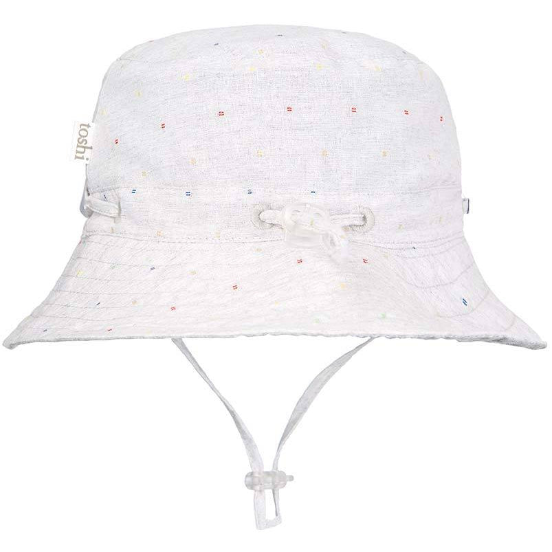 toshi rupert sun hat in dove