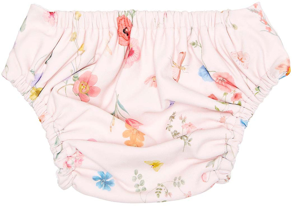 toshi swim nappy in mermaid print