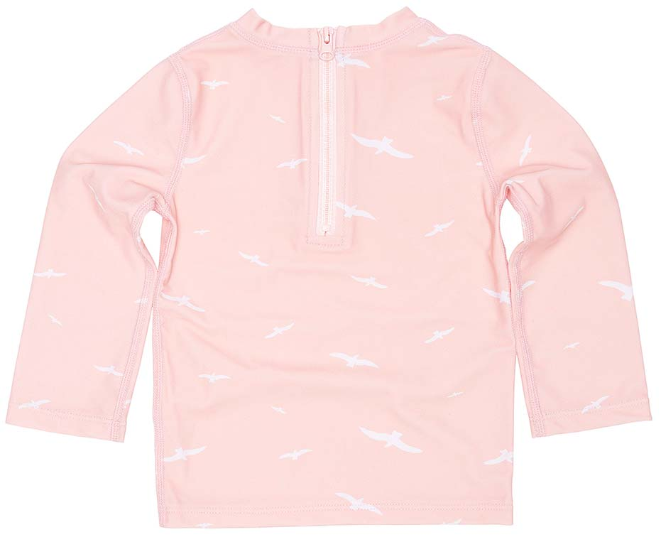 toshi long sleeve rashie in palm beach print