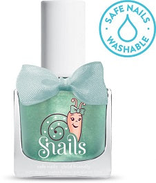 snails safe nail polish for kids in magic crystal colour way