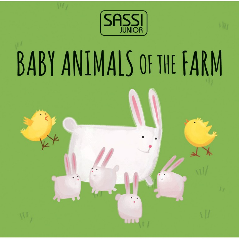 sass i baby animals on the farm blocks