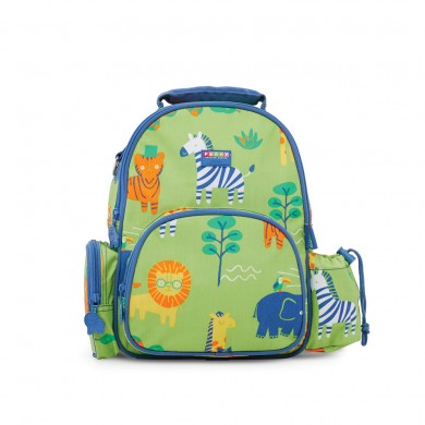 penny scallan medium kinder size backpack in wild thing