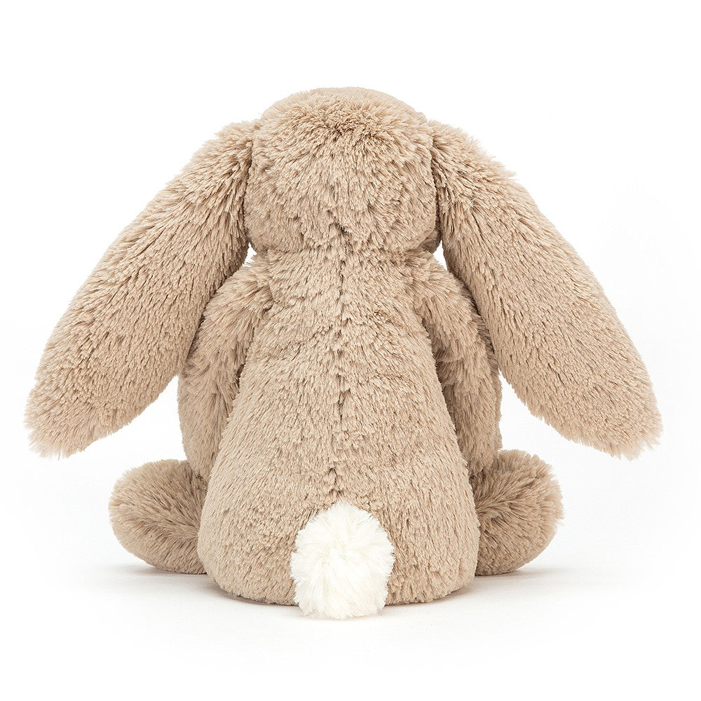 jellycat bashful blossom bunny in beige medium