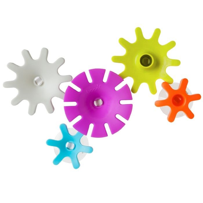 boon bath toy cogs set