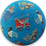 "crocodile creek 5"" playground ball vehicles"