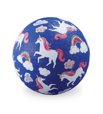 "crocodile creek 5"" playground ball unicorns"
