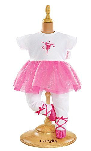 corolle ballet outfit 30cm doll