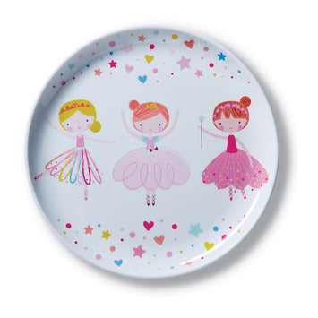 Croc Creek Melamine Plate Sweet Dreams
