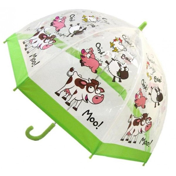 farmyard children's umbrella