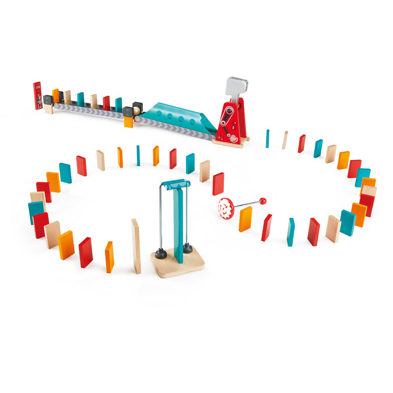 hape hammer dominoes set