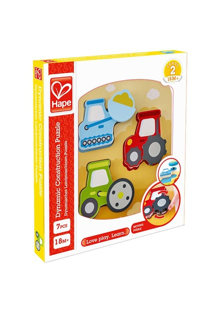 hape dynamic construction puzzle